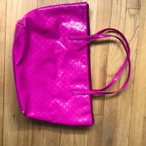 Kate Spade Pink Patent Leather Purse